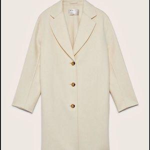 Aritzia Wilfred Le Fou Julien coat - small